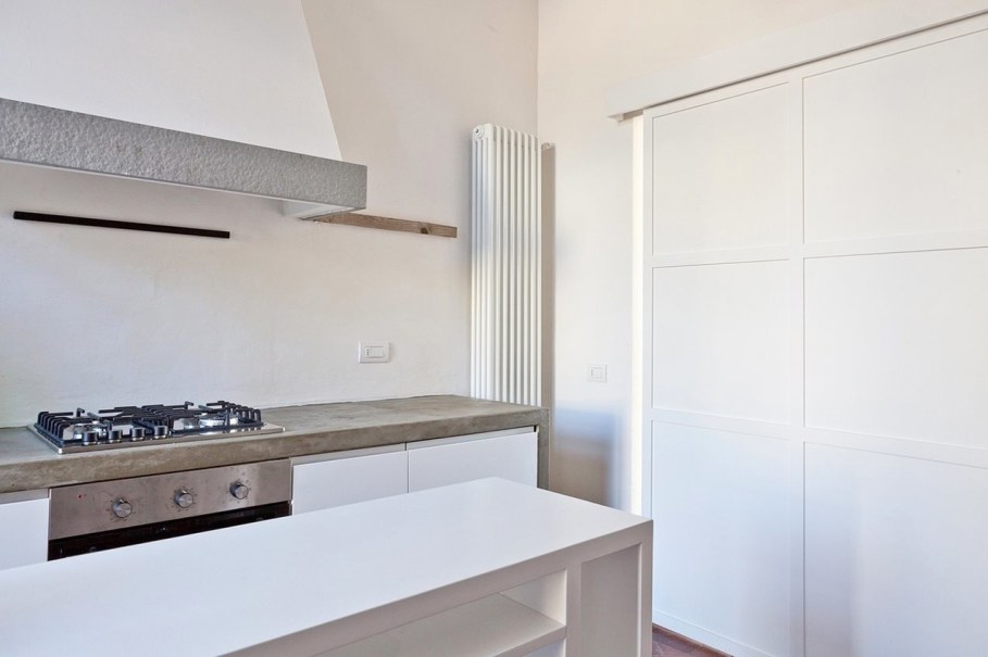 Renovation Of The Former Monastery Building in Tuscany - Kitchen 2