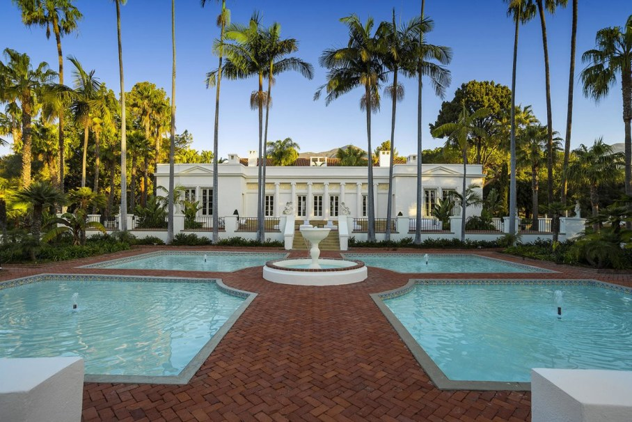 Santa Barbara 'Scarface' Mansion 3