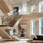 Scandinavian loft in Soho