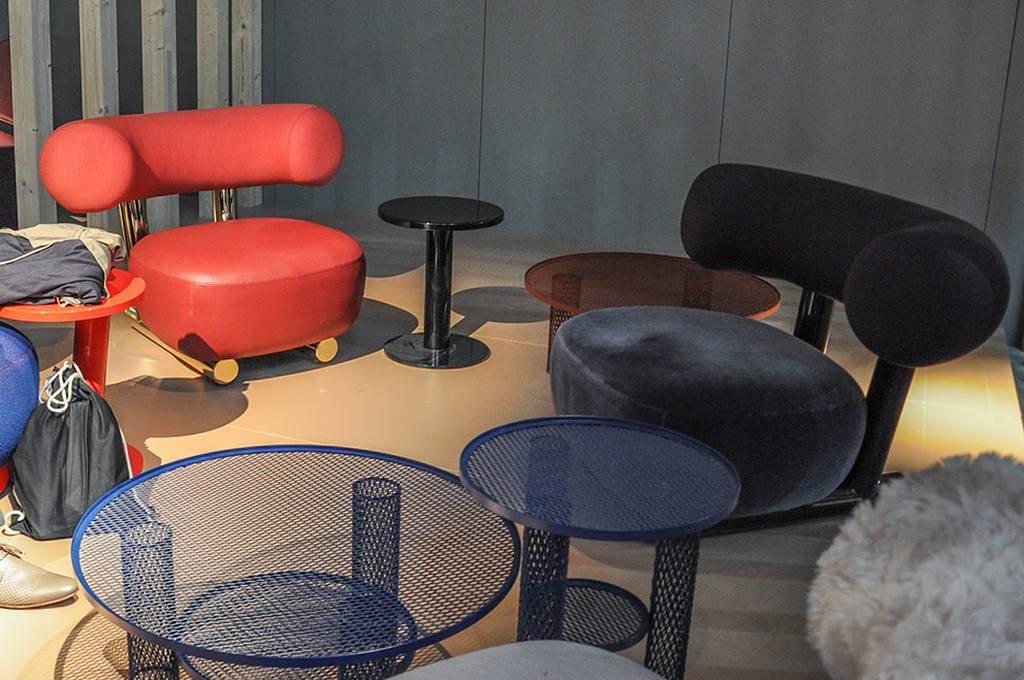 Sebastian Herkner s Furniture for Moroso