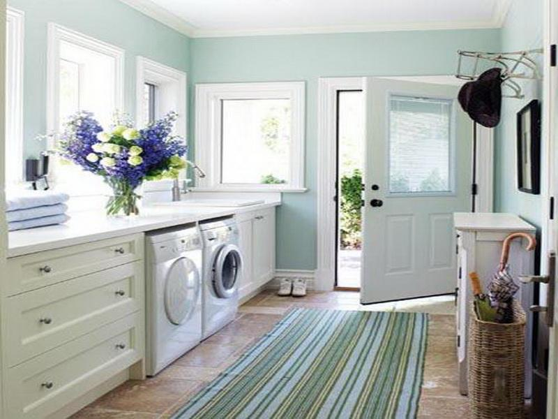 Special laundry room decorating ideas - Laundry room layout ideas ...