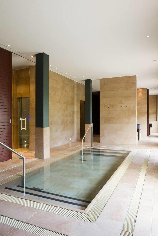 Swimming pool design ideas - The Hotel Graflicher Park Hotel