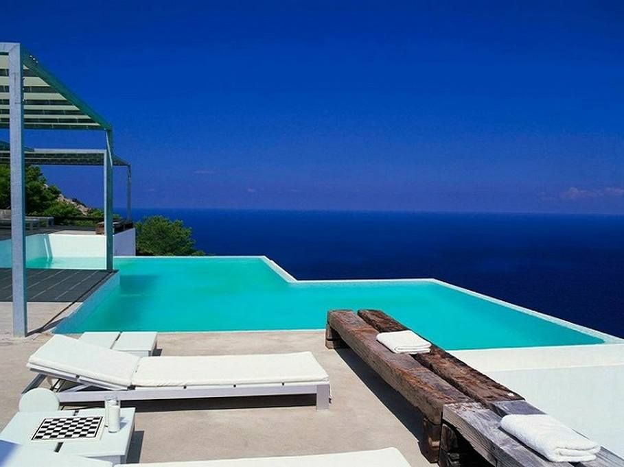 Swimming pool design ideas - The House in Ibiza