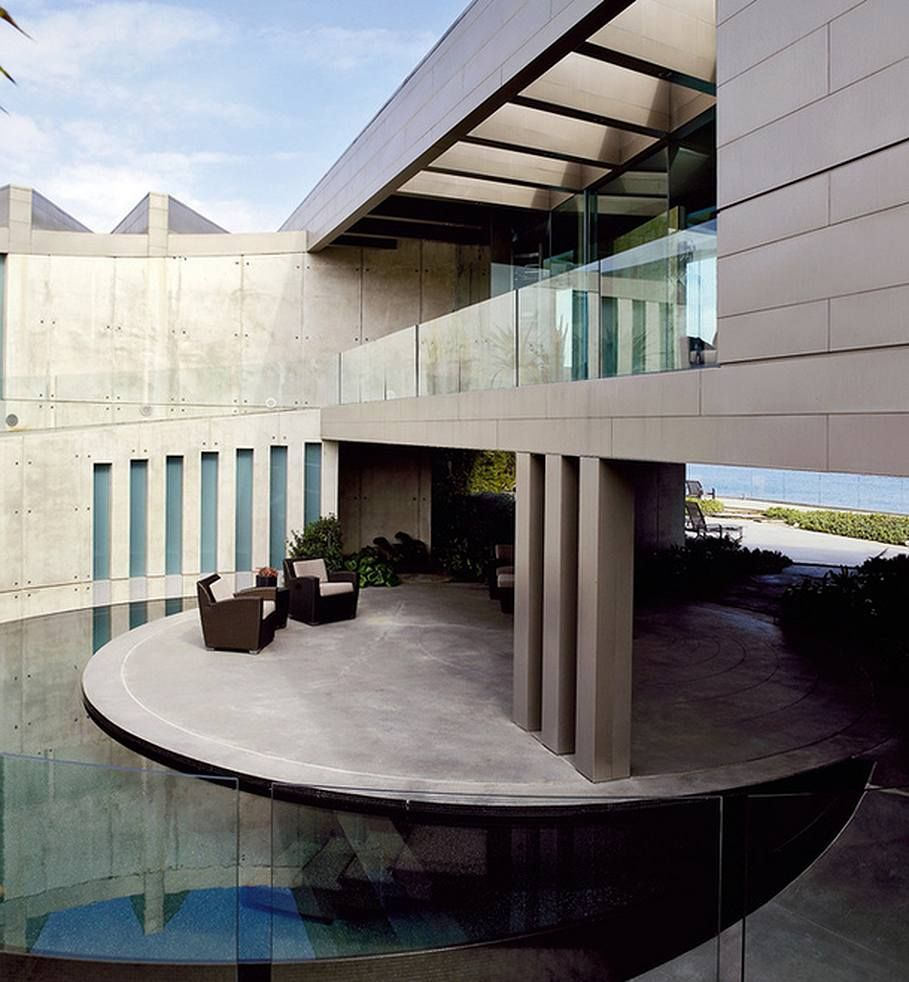 Swimming pool design ideas - The House in San Diego