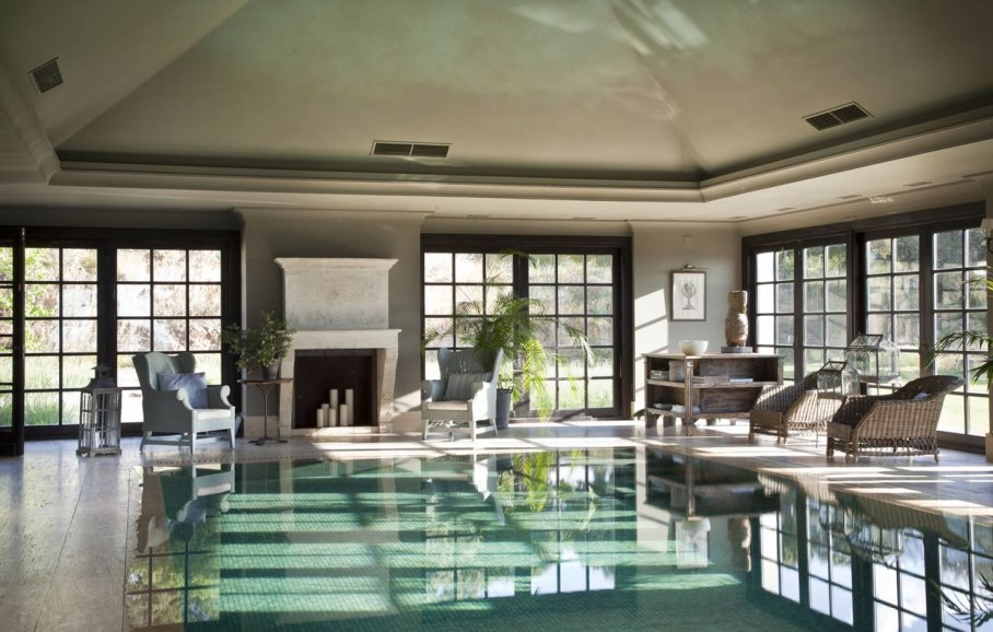 Swimming pool design ideas - The House in Spain