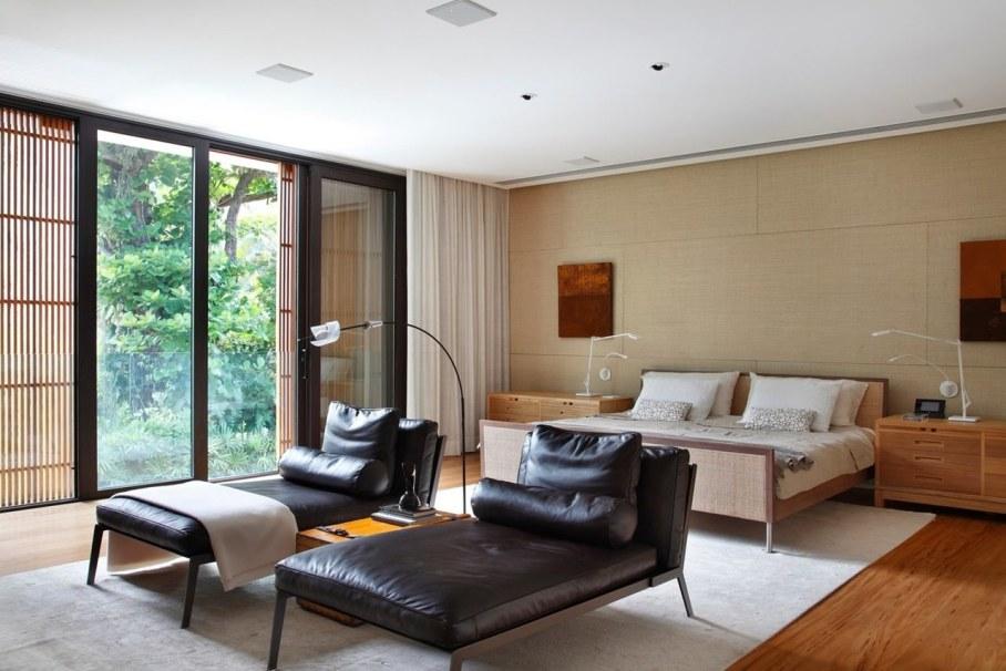 Tempo House - Bedroom