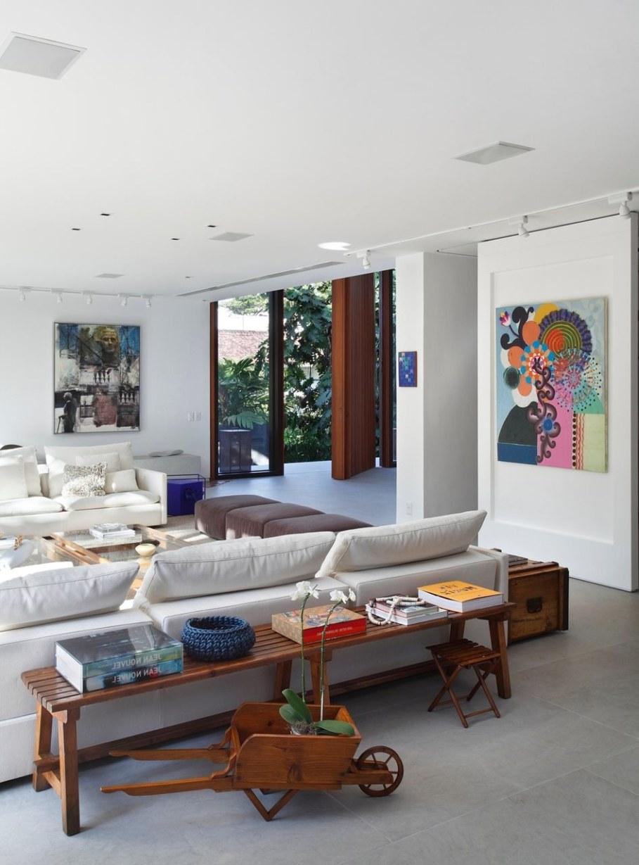 Tempo House - Living room 2