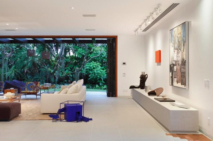 Tempo House - Living room 3