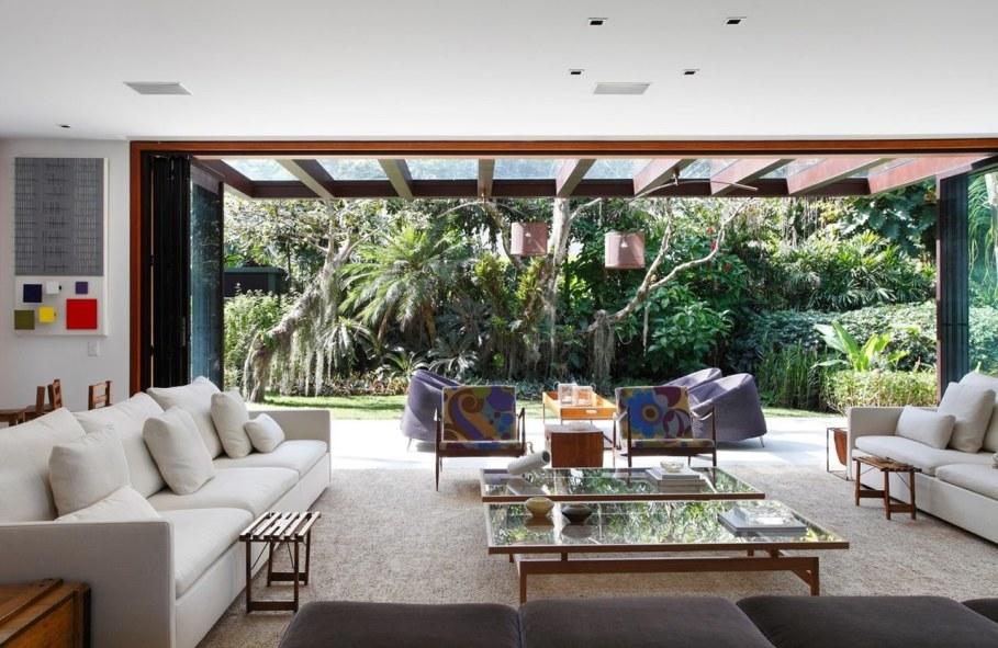 Tempo House - Living room design ideas