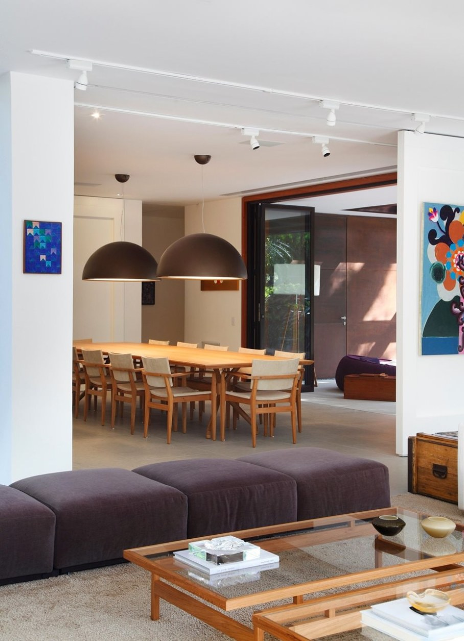 Tempo House - dining room