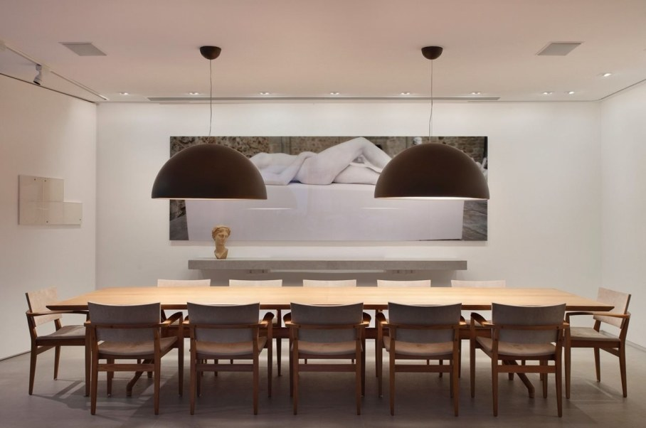 Tempo House - dining table