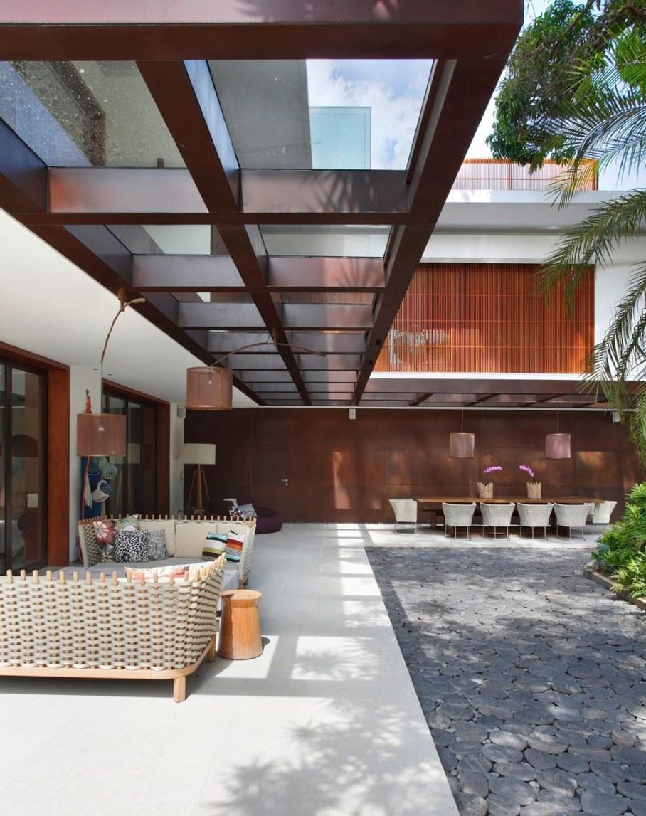 Tempo House - porch