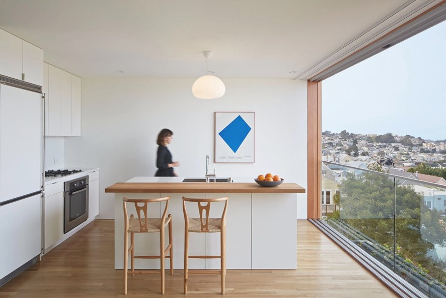 The House With A San-Francisco View - Kitchen