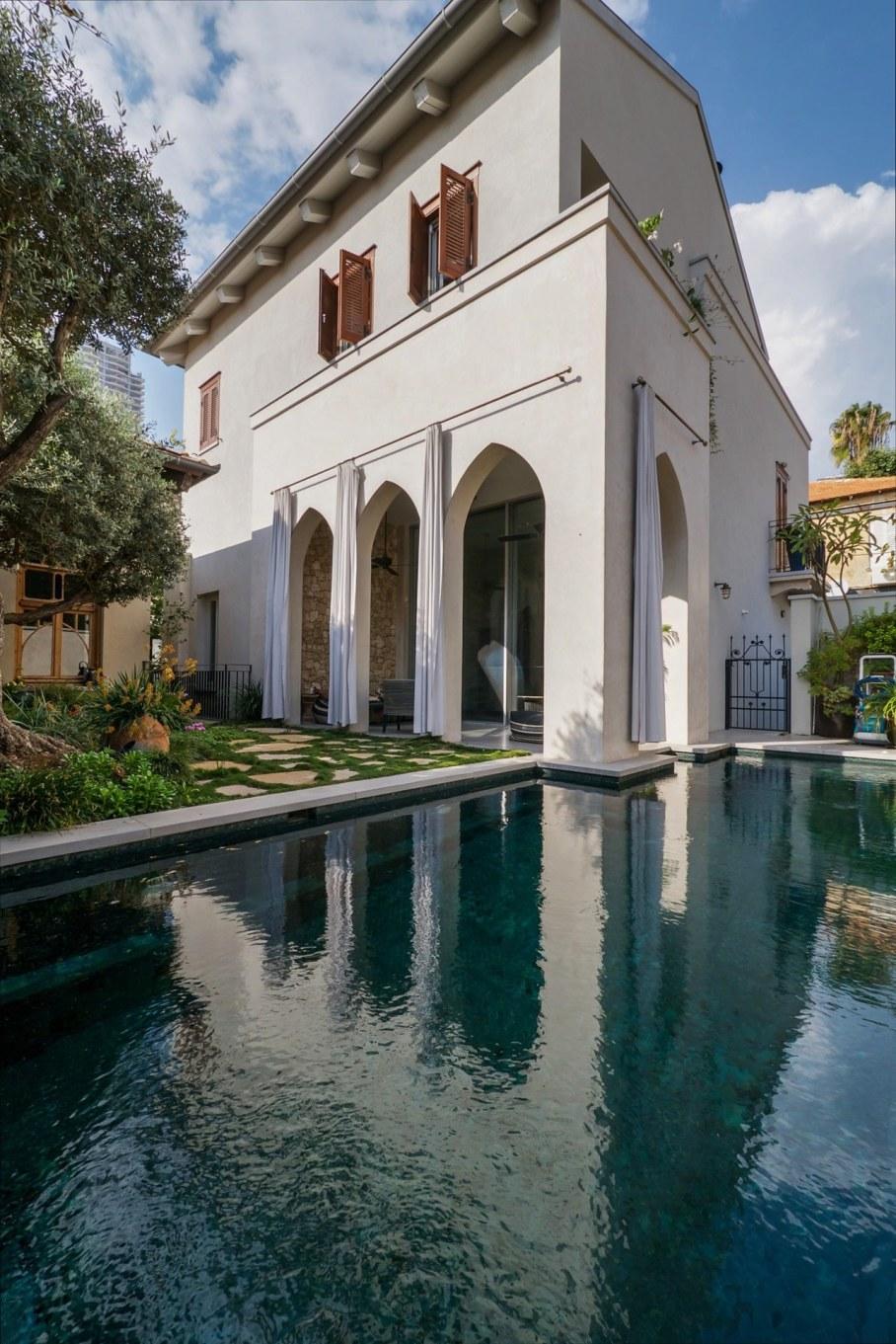 Villa from Witt Architects In Tel-Aviv