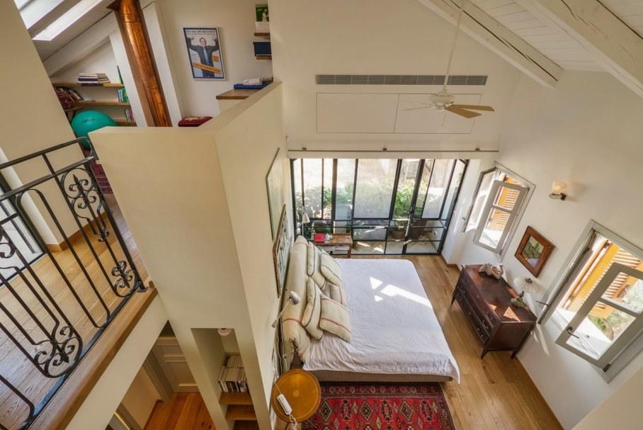 Villa from Witt Architects In Tel-Aviv - Bedroom