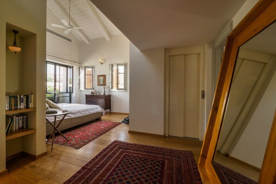 Villa from Witt Architects In Tel-Aviv - Bedroom interior ideas