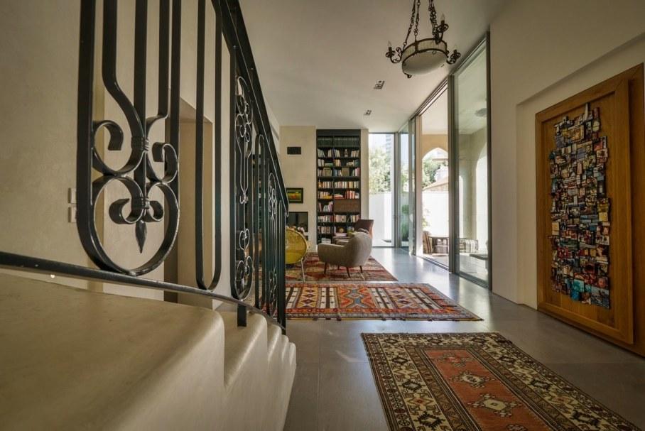 Villa from Witt Architects In Tel-Aviv - Living room design ideas