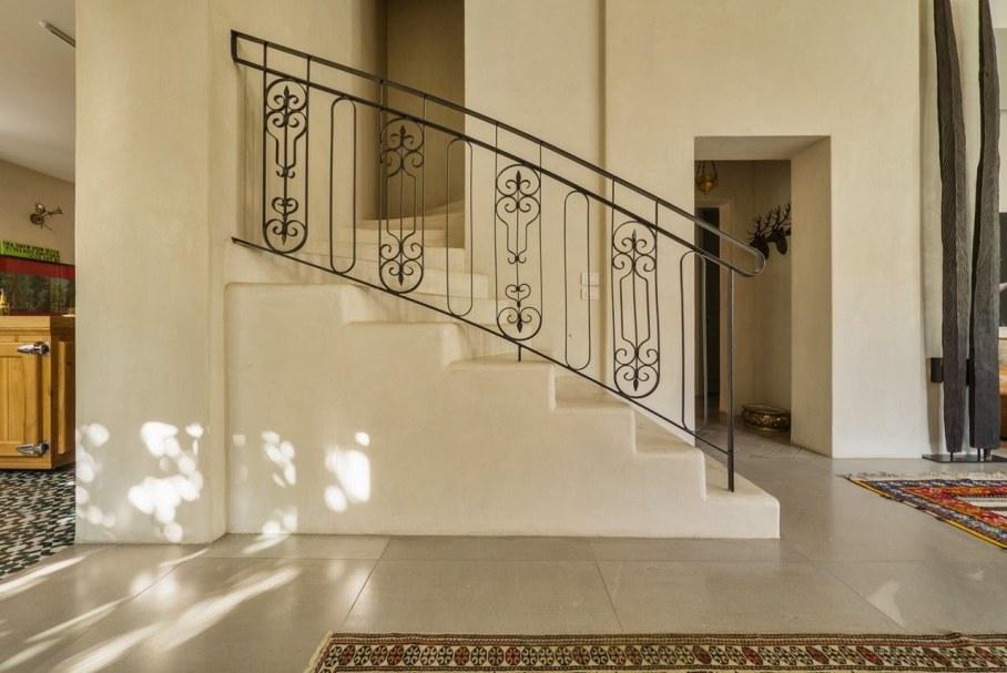 Villa from Witt Architects In Tel-Aviv - Staircase
