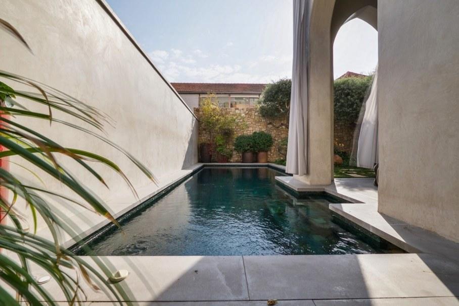 Villa from Witt Architects In Tel-Aviv - Swimming pool