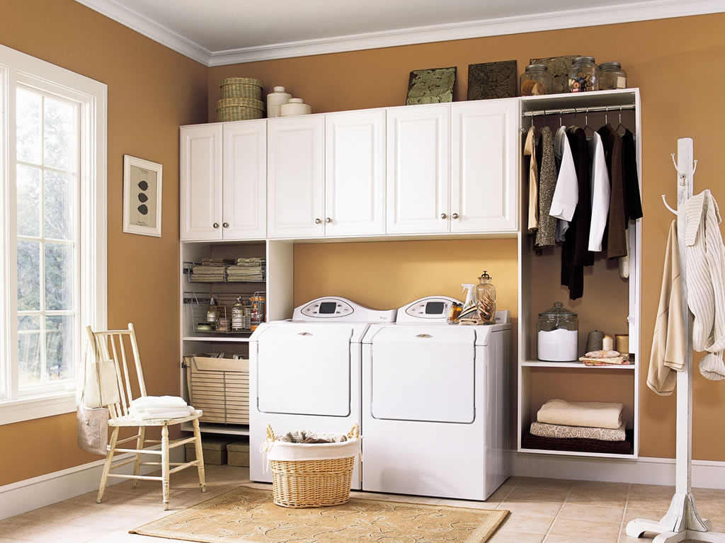 Special laundry room decorating ideas for Utility room ideas