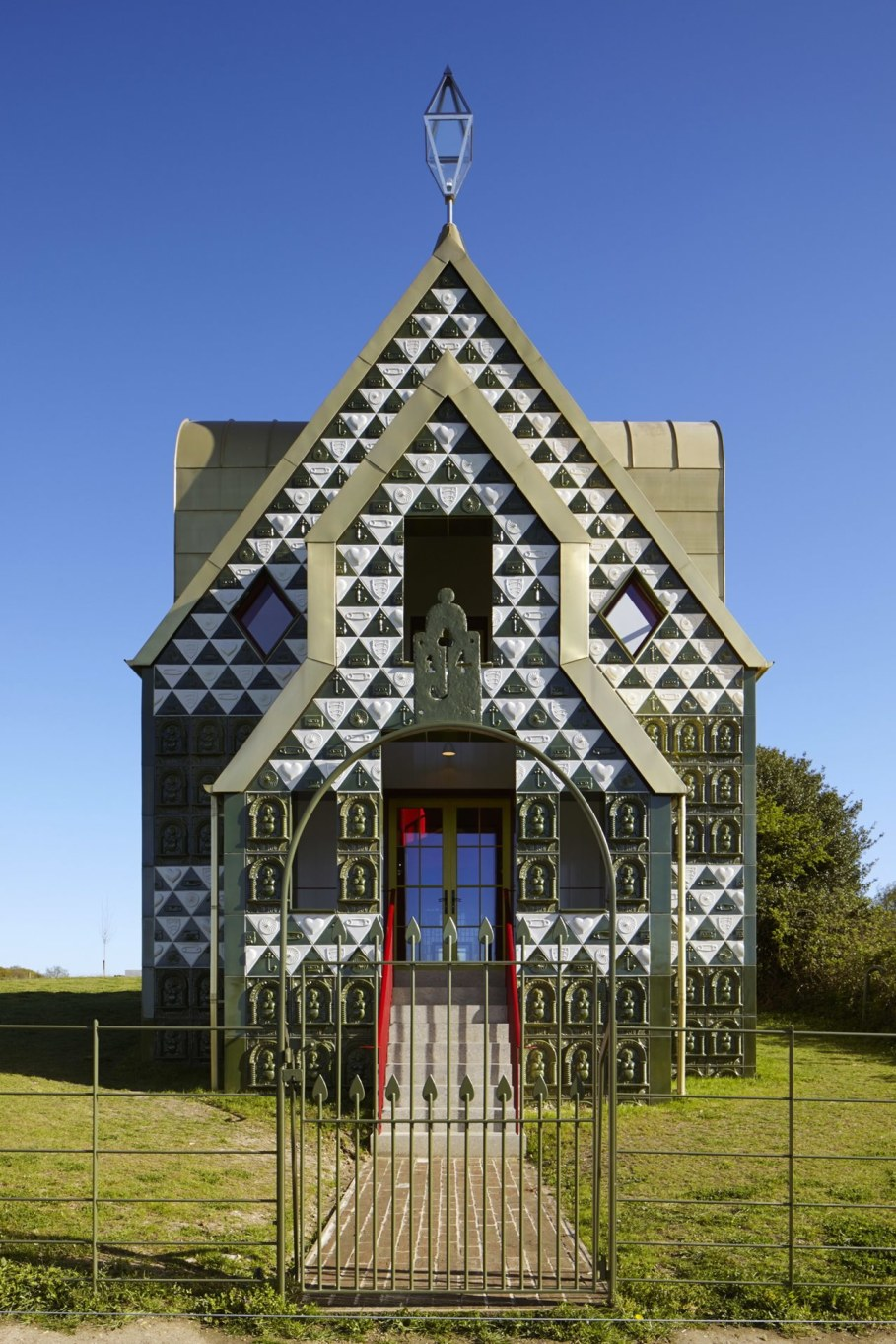 Eccentric House From Grayson Perry Quot A House For Essex Quot