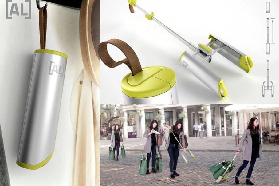 AL - the essential shopping bag trolley 2