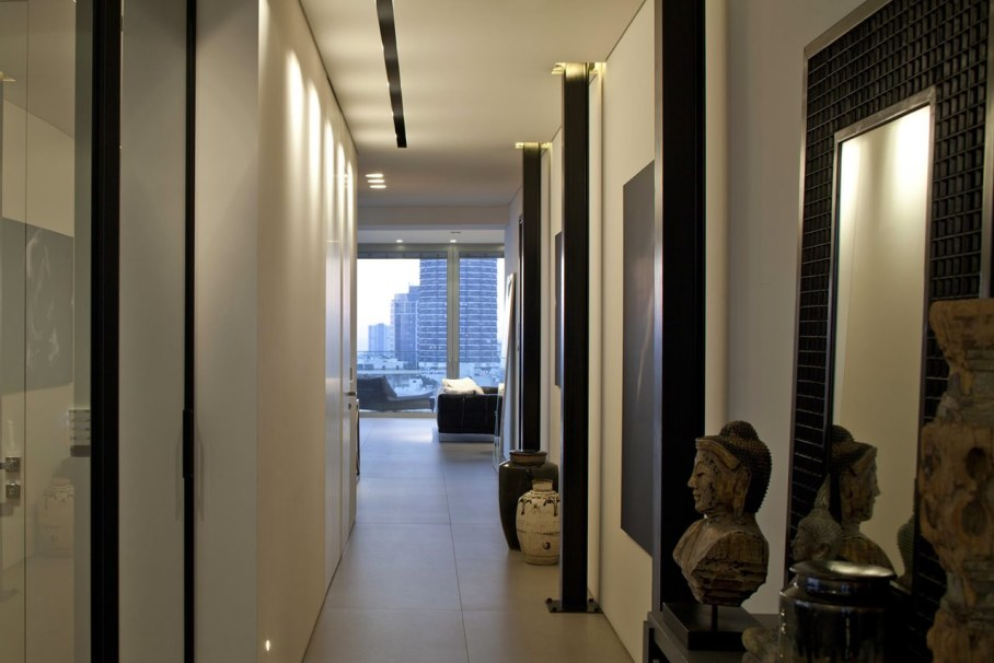 interior kitchen the home tel aviv design | Apartments with panoramic views in Tel Aviv