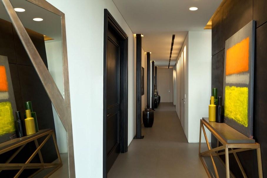Apartments with panoramic views in Tel Aviv - Interior design ideas