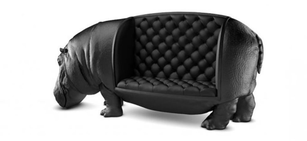 «AnimalChair»:animal shapedunusualarmchairscollection