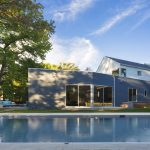 Colonial house from Fougeron Architecture studio