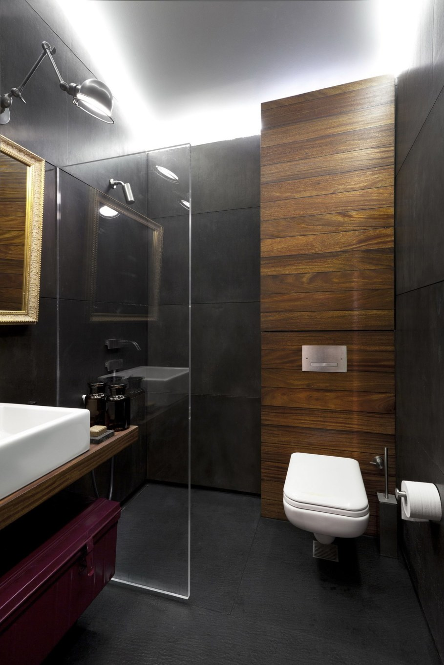 Designer`s Loft 9b In Sofia - Bathroom