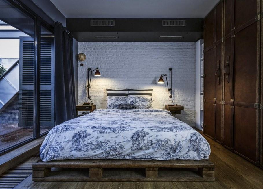 Designer`s Loft 9b In Sofia - Bedroom design ideas