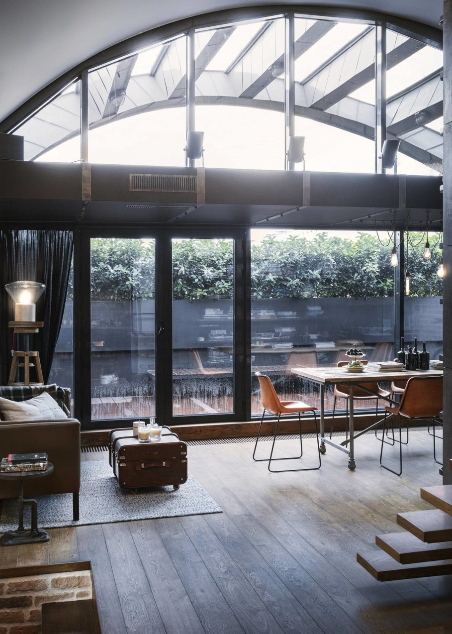 Designer`s Loft 9b In Sofia - Dining place