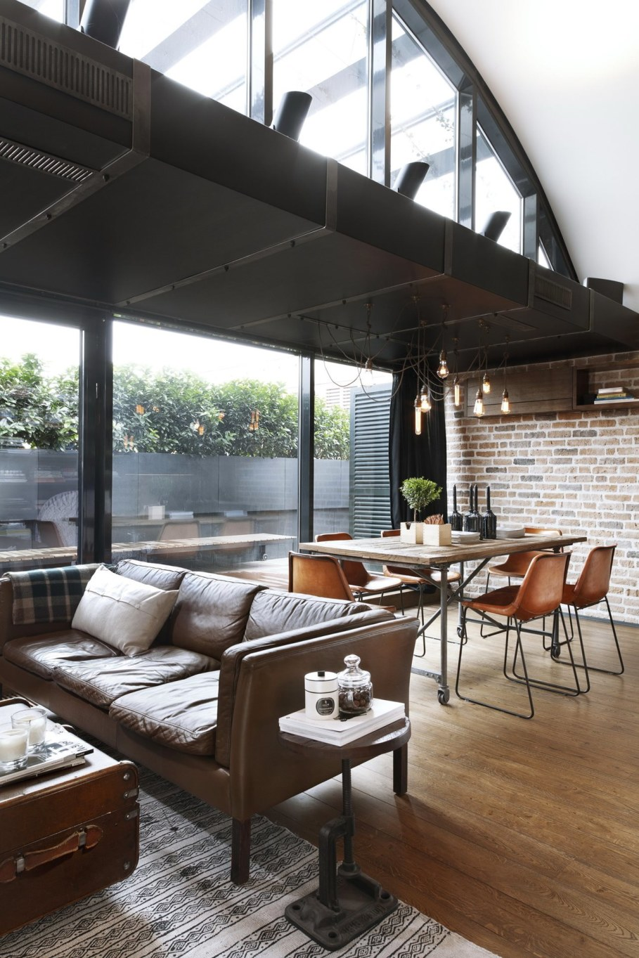 Designer`s Loft 9b In Sofia - Dining table