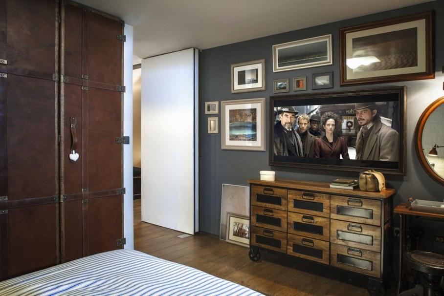 Designer`s Loft 9b In Sofia - master bedroom