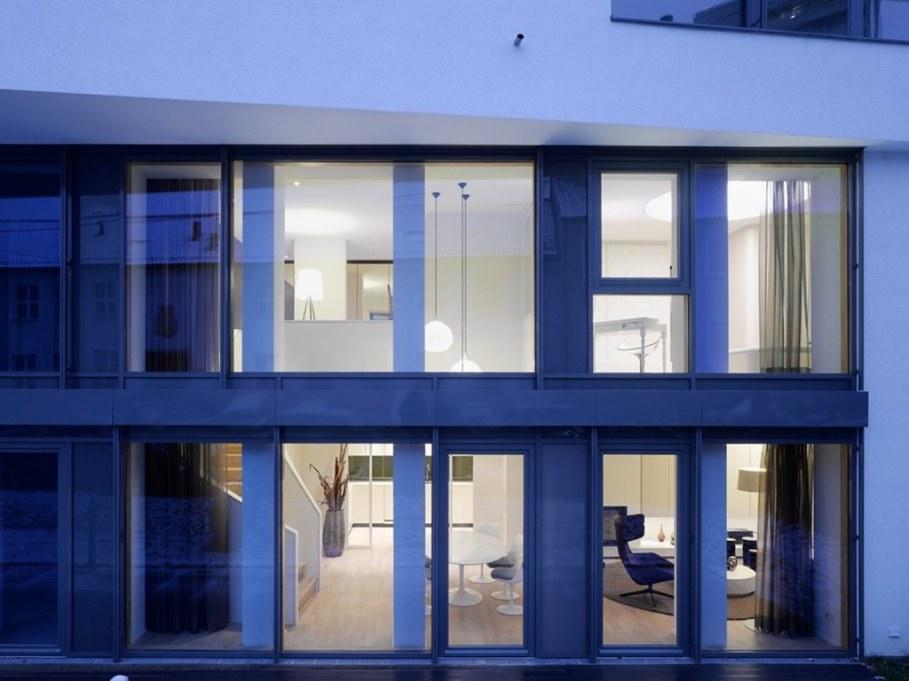 Elegant interior design - apartment in the QUANT complex