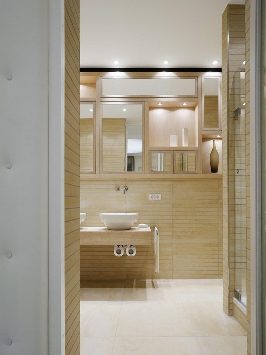 Elegant interior design - elegant bathroom