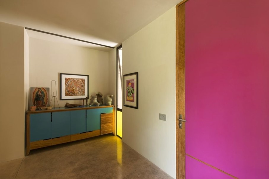 Energy-Saving Itzimna House in Mexico - Decor