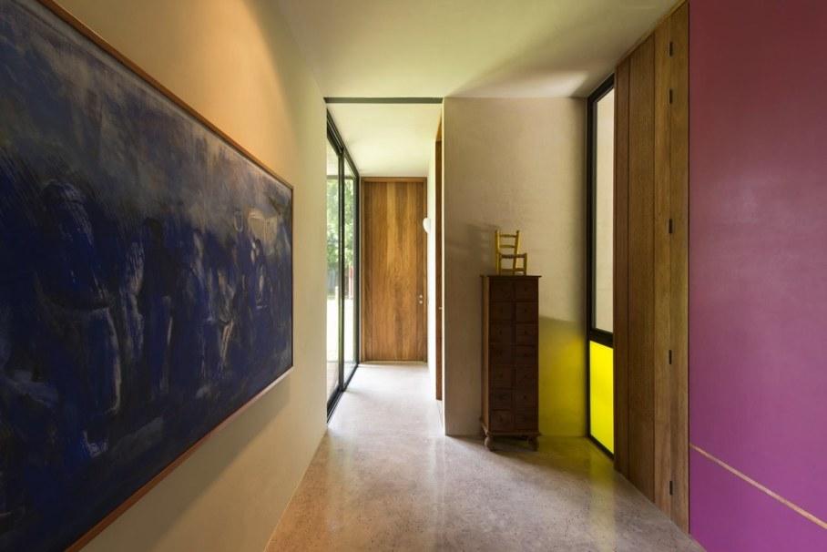Energy-Saving Itzimna House in Mexico - Interior design ideas