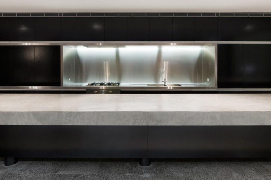 Grand loft house in Australia by Corben Architects studio - Kitchen 2