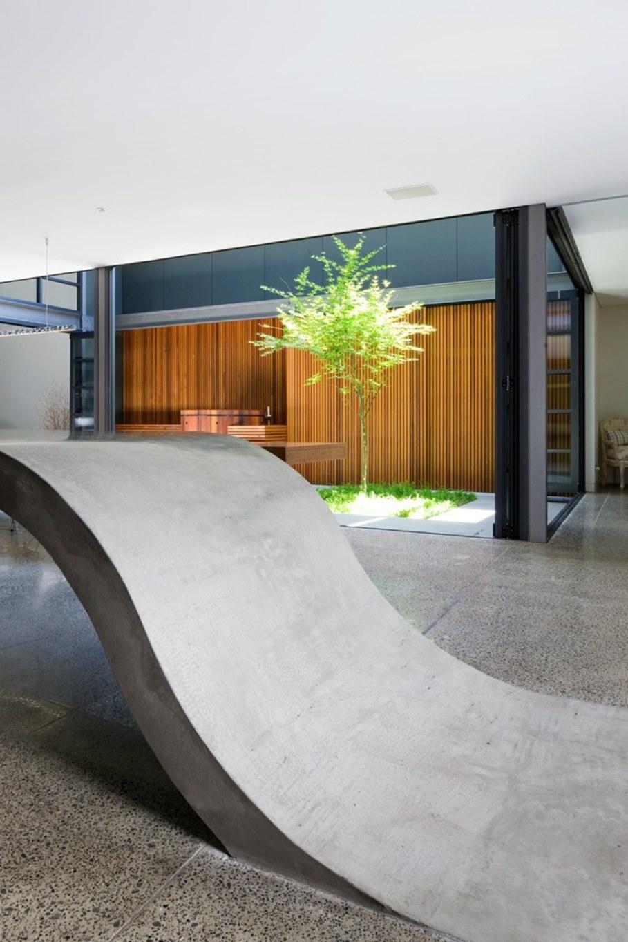 Grand loft house in Australia by Corben Architects studio - Kitchen 5