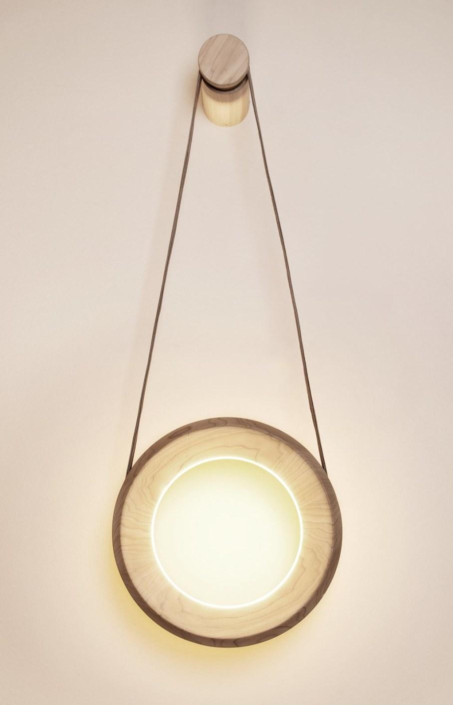 Halo Lamp - Interactive Light Fixture 1