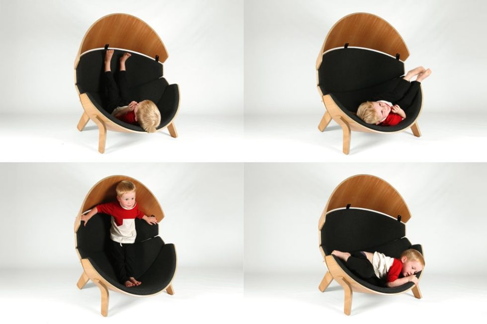 Hideaway Children`s Armchair 1