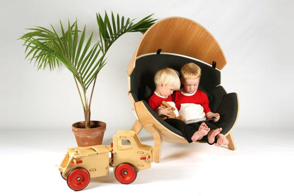 Hideaway Children`s Armchair 2