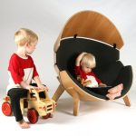 Hideaway Children`s Chair
