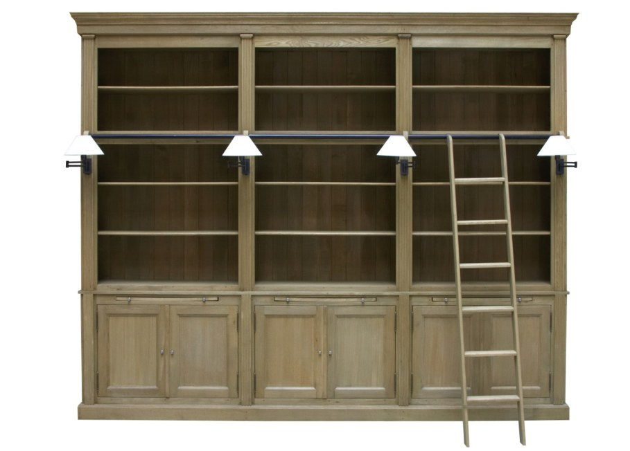Interior Design Ideas by Flamant - Library Balmore Oak
