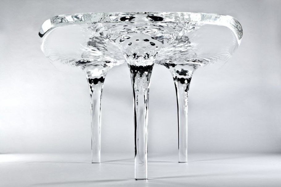 Liquid Glacial Table 4