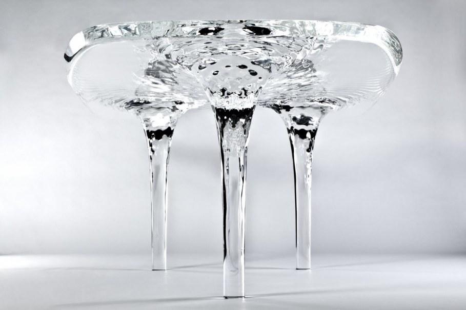 Liquid Glacial Table 4