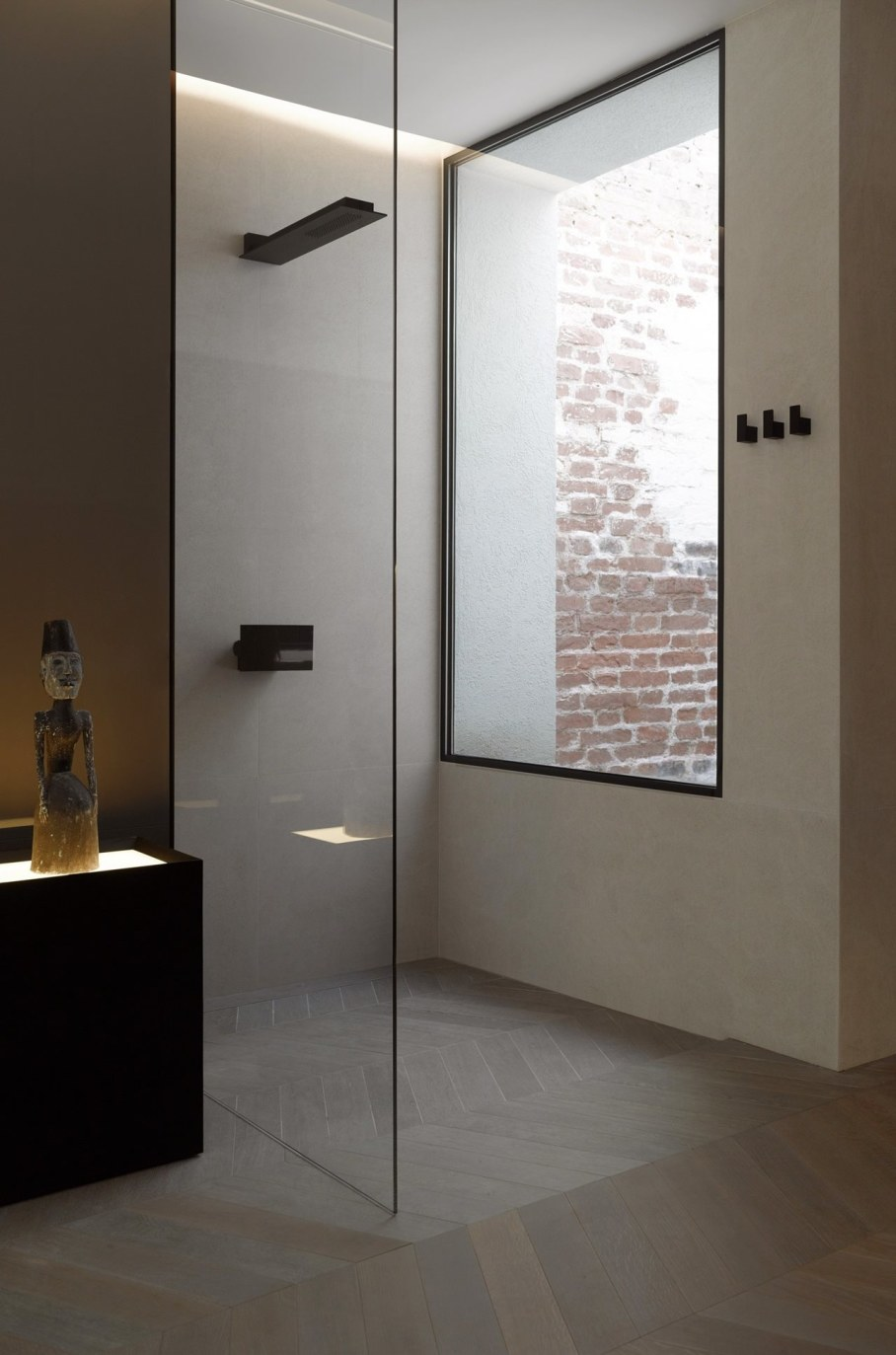 Loft VIENNA Wasagasse from Bernd Gruber studio - Bathroom