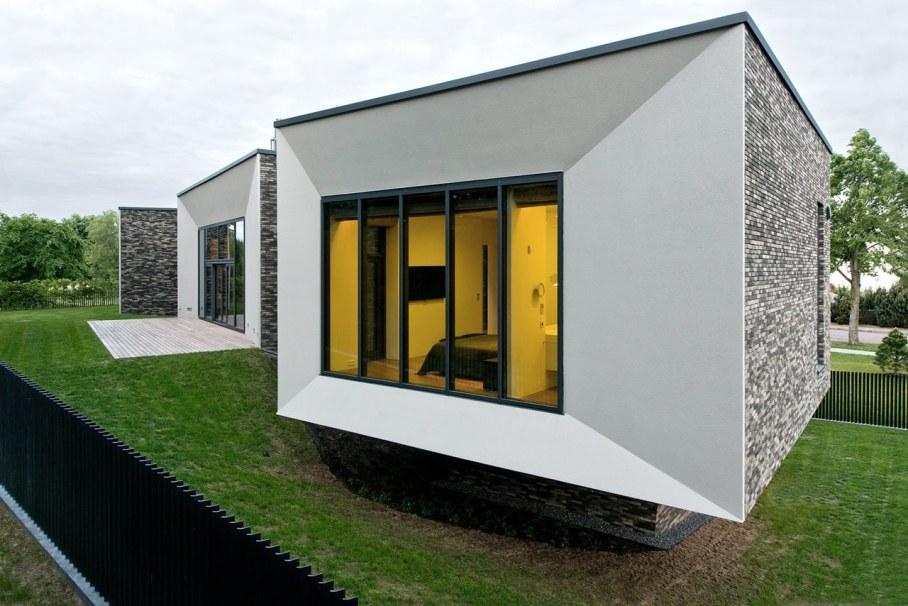 Modern House in Palanga - Large windows